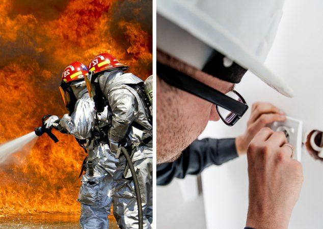 Tűz- és munkavédelem